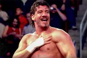 Eddie Guerrero dies from heart failure (due to atherosclerotic cardiovascular disease). He was only 38. photo: wwe.com