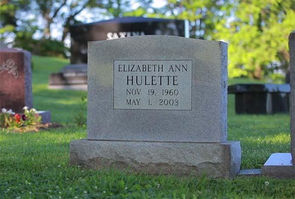 miss elizabeth grave