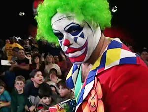 doink the clown heel