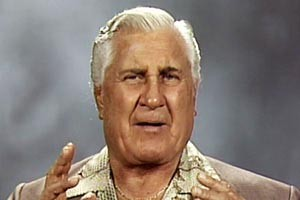 """Classy"" Freddie Blassie dies at age 85 of heart and kidney failure. photo: wwe.com"