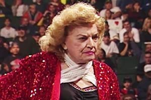 mae young death