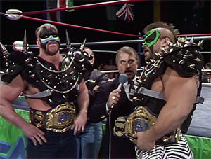 Road Warrior Hawk And Animal
