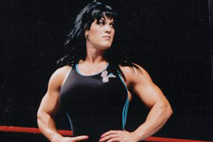 Joanie Laurer aka Chyna - found dead at age 45. Her death is currently under investigation. photo: wwe.com