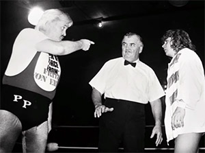 chris von erich percy pringle