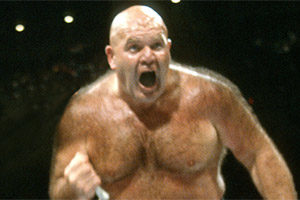 george the animal steele death