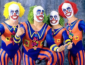 pink clowns r us