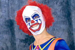 pink the clown wwe