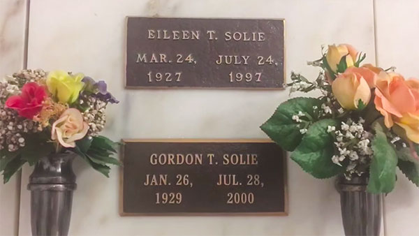 gordon solie grave