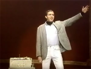andy kaufman saturday night live