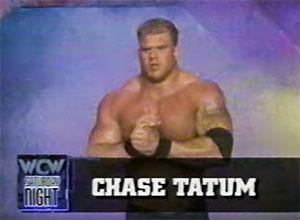chase tatum wrestler