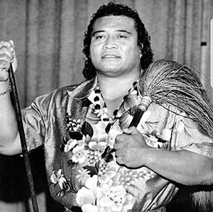 high chief peter maivia