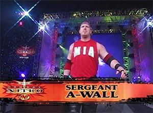 sergeant a-wall wcw
