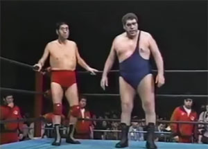 giant baba andre the giant