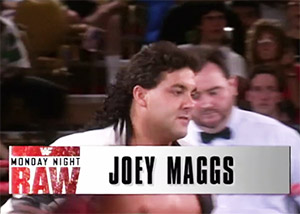 joey maggs wwf