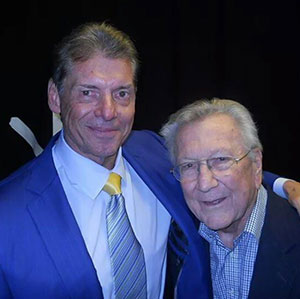 lance russell vince mcmahon