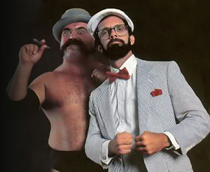 big bully busick and harvey wippleman