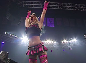 ashley massaro wrestler