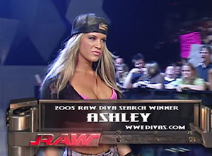 ashley massaro wwe